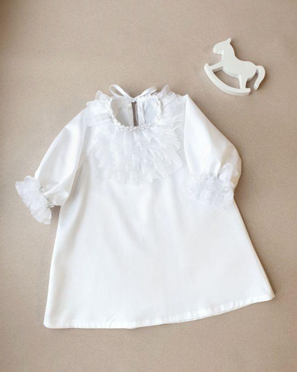 """Крестильная рубашечка """"Маленький принц"""""""