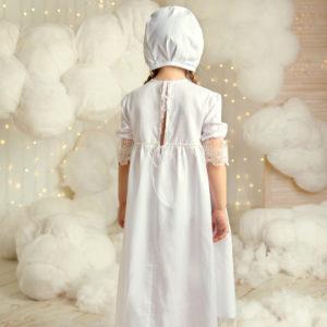 """Крестильный наряд для девочки """"Жемчужинка"""""""