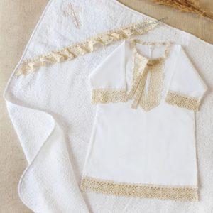 """Крестильный набор с полотенцем """"Былина"""""""