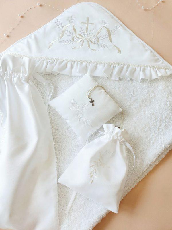 """Крестильное полотенце """"Ликование"""""""