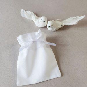 Комплект мешочков для хранения крестильного набора